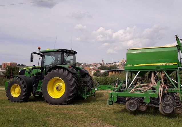 Maquinaria agrícola Huesca