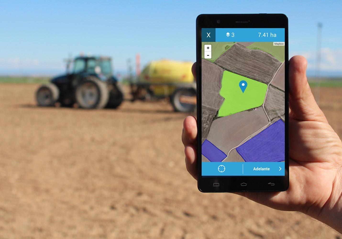 app agricola - Silos Del cinca